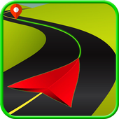 GPS Route Finder Maps Navigation & Direction icon