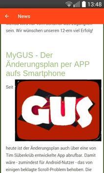 MyGUS screenshot 4