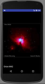 Columba Observatory Application screenshot 7