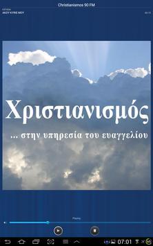 Christianismos Radio apk screenshot