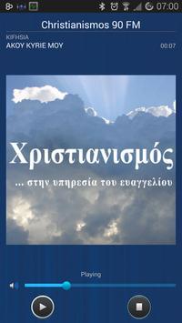 Christianismos Radio poster