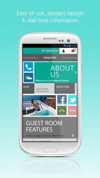 Art Maison Hotels screenshot 1