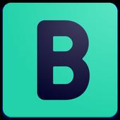 Beat App gratuita de viajes icono