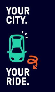 Beat - Ride app poster