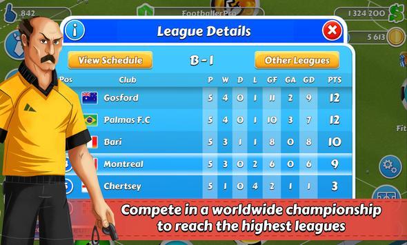 Football Star apk screenshot