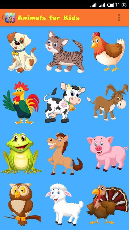 animals children apps app learn sounds toddler type apkpure