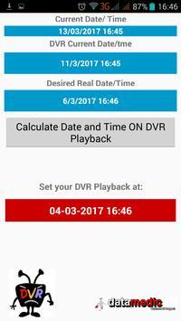 DVR playback Tool! apk screenshot