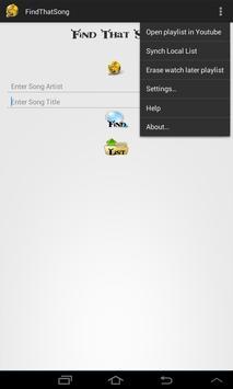 Find That Song apk screenshot