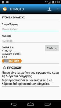 RTMOTO poster