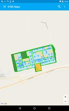 ETBA MAPS apk screenshot