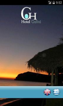 Galini Hotel poster