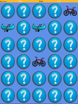 Memory Game apk screenshot