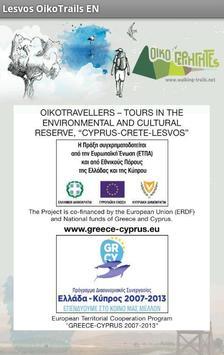 Lesvos OikoTrails EΝ apk screenshot