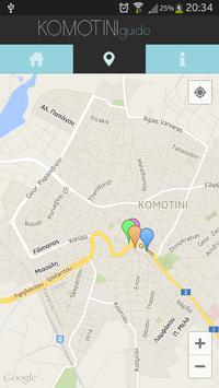 Komotini Guide apk screenshot