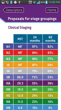 TNM Lung Staging screenshot 4