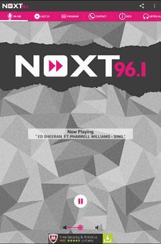 NEXT FM 96.1 screenshot 6