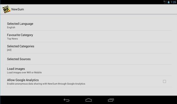 NewSum screenshot 9