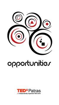 TEDxPatras - Opportunities apk screenshot