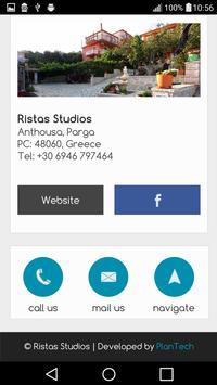 Ristas Studios apk screenshot