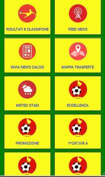 Calciolucano poster