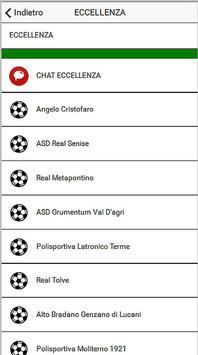 Calciolucano apk screenshot