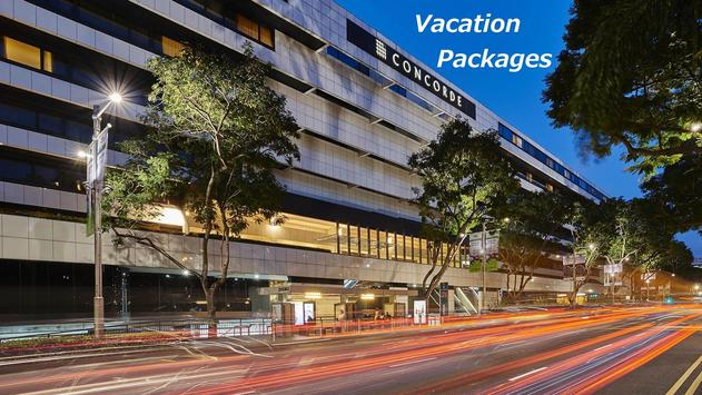 vacation packages apk screenshot
