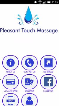 Pleasant Touch Massage poster