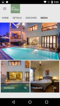 Villa Andreas screenshot 4