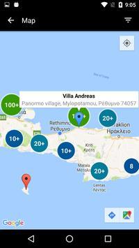 Villa Andreas screenshot 3
