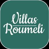Villas Roumeli icon