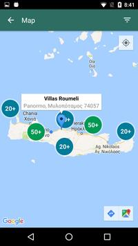 Villas Roumeli apk screenshot