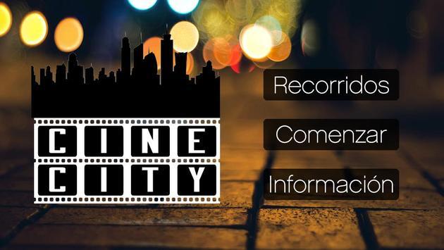 Cinecity poster