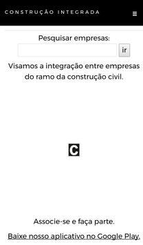 Construção Integrada poster