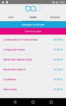 Bauapp Audio Guides apk screenshot