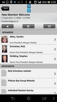 PMI Events screenshot 4