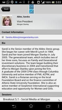 PMI Events screenshot 6
