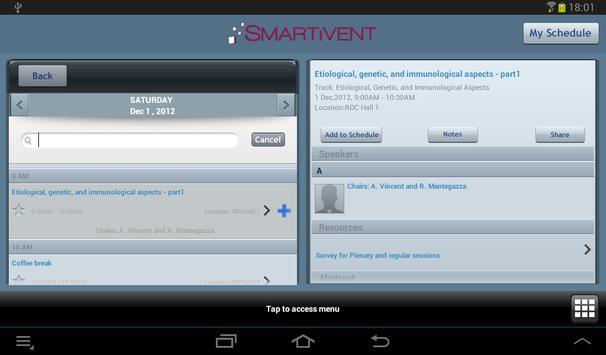 SMARTiVENT PRO apk screenshot