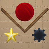 Red Rolling Ball icon