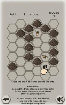Block The Ants poster