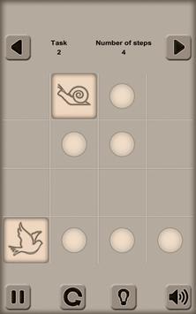 Eraser. Dotless Puzzle screenshot 1