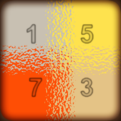 Numbers Puzzle. Get 10 icon
