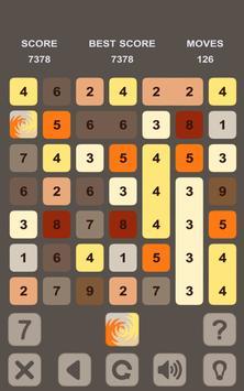 Numbers Puzzle. Get 10 screenshot 12