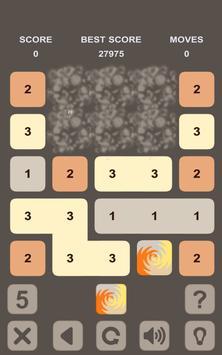 Numbers Puzzle. Get 10 screenshot 1