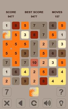 Numbers Puzzle. Get 10 screenshot 21