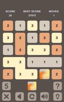 Numbers Puzzle. Get 10 screenshot 2
