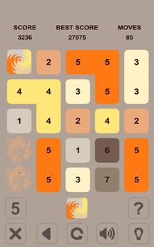 Numbers Puzzle. Get 10 screenshot 3