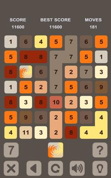 Numbers Puzzle. Get 10 screenshot 6