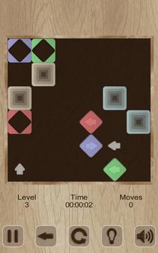 Puzzle 4 colors screenshot 22