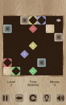 Puzzle 4 colors screenshot 3