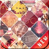 Wallpaper Gryffindor icon
